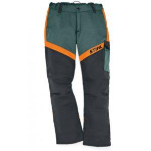 Spodnie ochronne do pracy kosą mechaniczną FS PROTECT