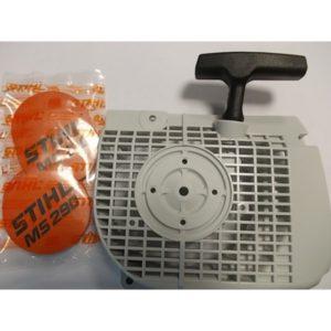 Obudowa wentylatora z urządzeniem rozruchowym, MS 290, 310, 390