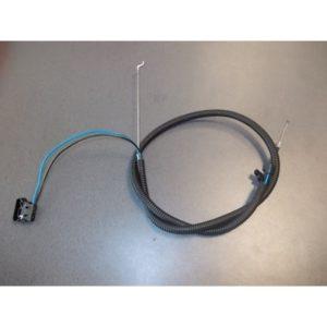 Cięgna do sterowania główną przepustnicą STIHL FS 75, FS 80, FS 85