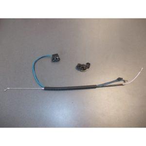 Cięgna do sterowania główną przepustnicą STIHL FS 87, FS 90, FS 100, FS 110, FS 130