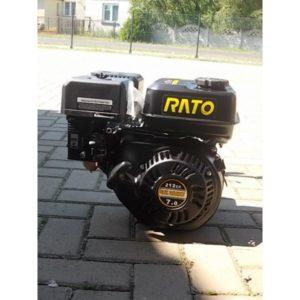 Silnik Rato R210 śr. wału 20 mm