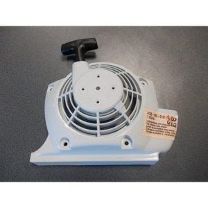 Obudowa wentylatora z urządzeniem rozruchowym FS 400, FS 450