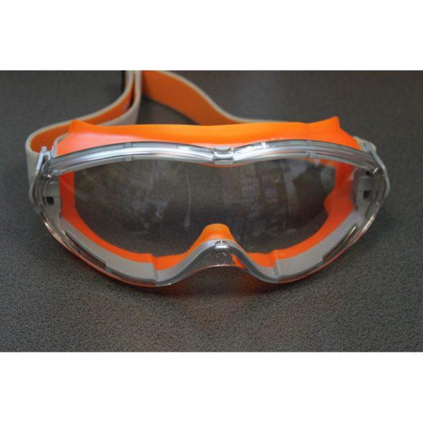 Okulary ochronne ULTRASONIC przezroczyste