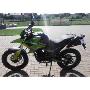 Motocykl Barton Hyper 125